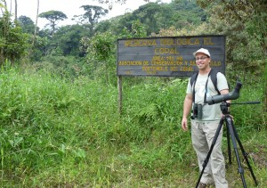 Bang for your buck birding in Costa Rica: the El Copal Biological Reserve