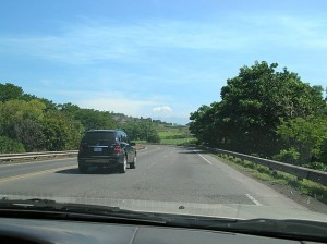 birding Costa Rica by car