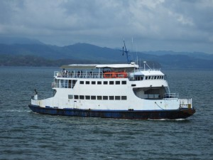 Fun, Easy, and Exciting Ferry Birding in Costa Rica
