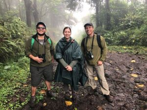 The Beauty of Birding in Costa Rica with a WunderBird Shirt