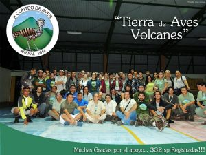 Arenal Christmas Bird Count- An Exciting Birding Event