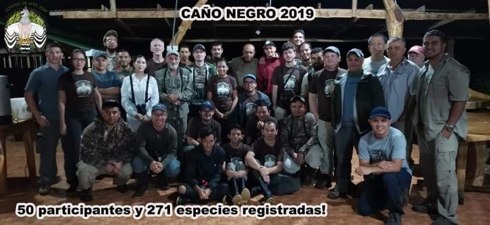 Highlights and Impressions from Annual Bird Counts at Cano Negro and Arenal, 2019